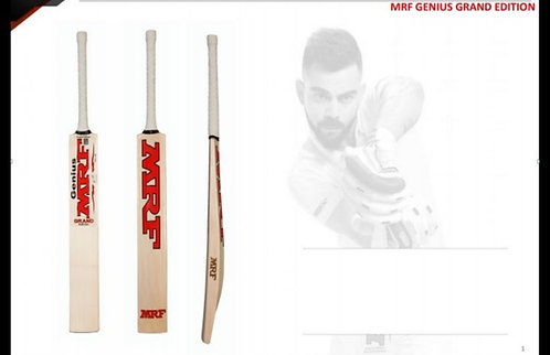 MRF Genius brand edition bat