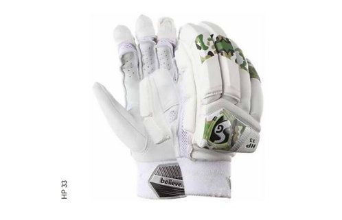 SG HP 33 batting gloves