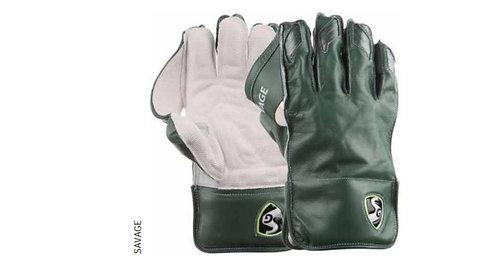 SG Savage keeping glove