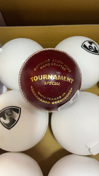 SG TOURNAMENT SPECIAL LEATHER BALL