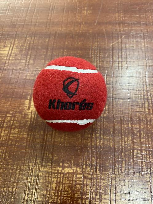 KHORES HARD RED TENNIS BALL