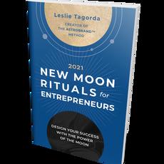 New Moon Rituals for Entrepreneurs
