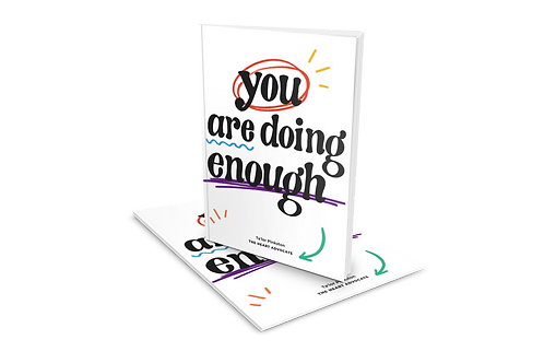 You Are Doing Enough Journal + Course