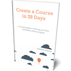 Create A Course in 28 Days