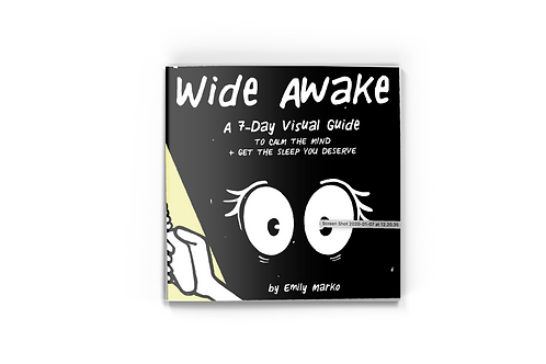 Wide Awake Softcover