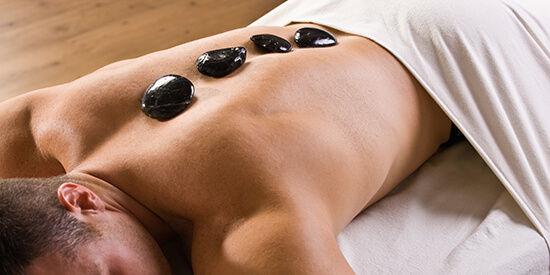 Hot Stones Massage - 30 mins