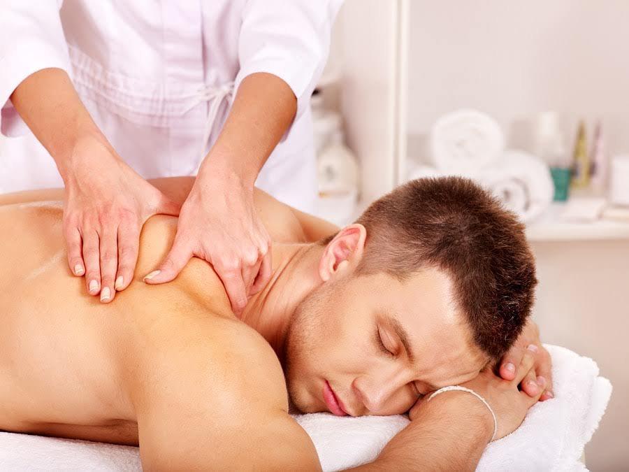 Swedish Body Massage - 30 mins