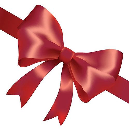 Bon cadeau : Menu Signature