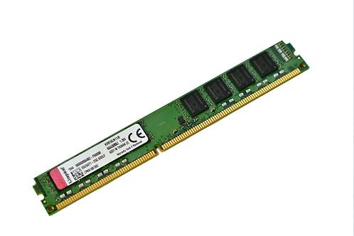 Memoria DDR3 8GB 2rx8 PC3L-12800 / 1600Mhz non-ECC KVR16LN11/8