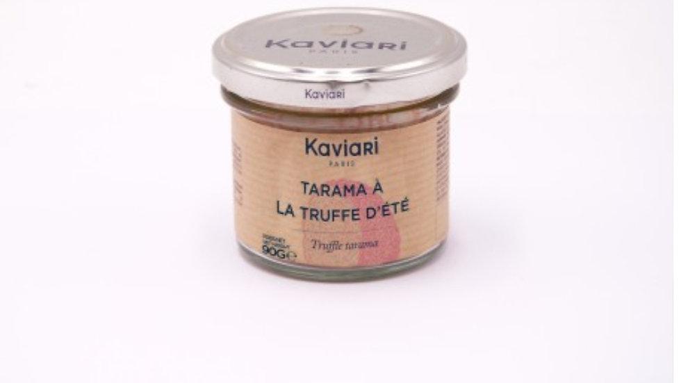 Tarama à la Truffe Kaviari