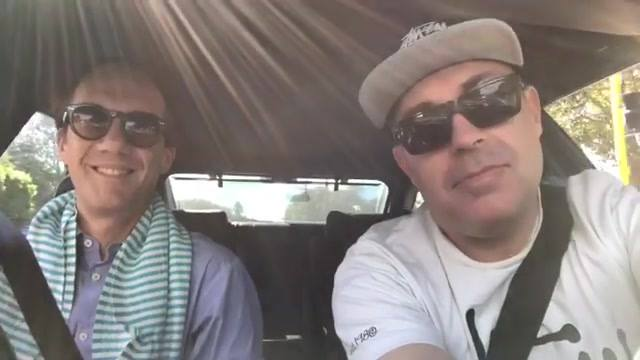 Carpool Karaoke with Nathan Haines today rolling in his vintage Citroen through Takapuna listening to Patrice Rushen on cassette recorded from a Garrard 401 turntable 👍 Music can be a great healer! We see you Vanessa Freeman ❤️