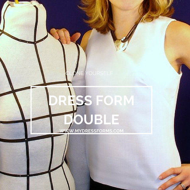 Make A Custom Dress Form