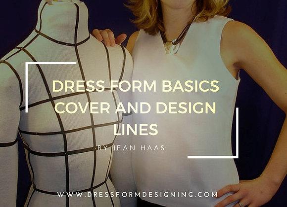 Dress Form Basics-CD