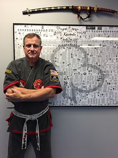 Martial Arts Knoxville Instructor