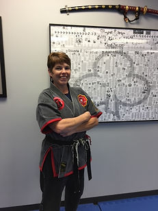 Martial Arts Knoxville Instuctor