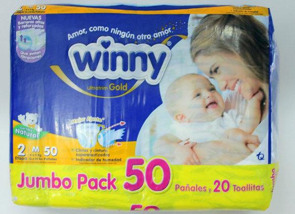 Winny Ultratim Gold 2x50