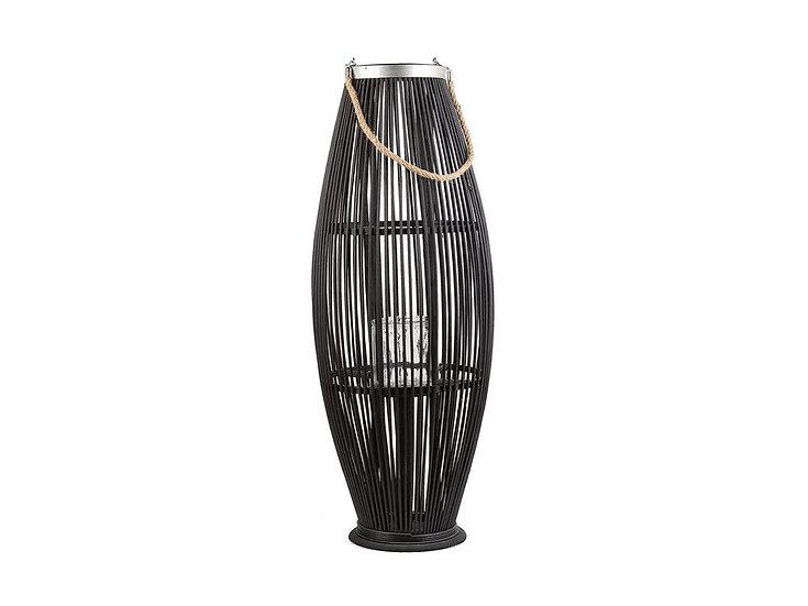 Laterne Bambusholz 84 cm