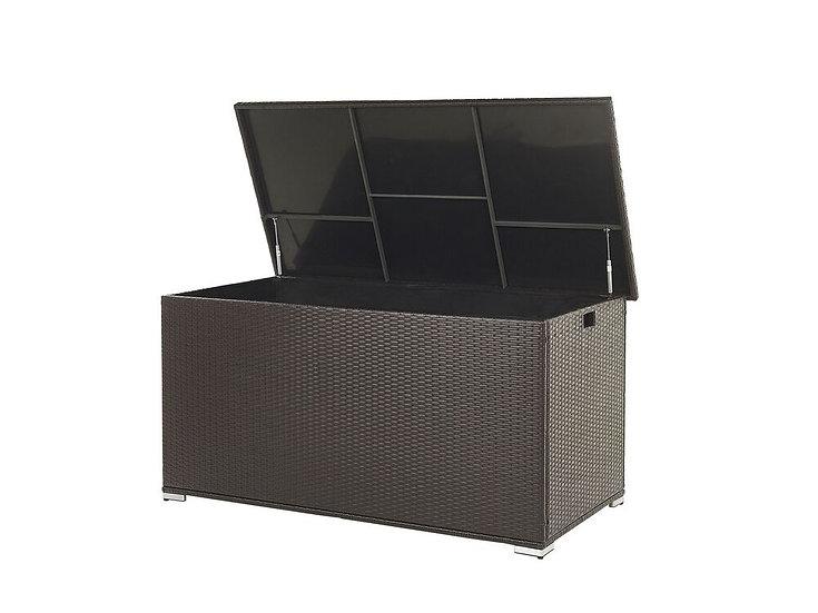 Auflagenbox Rattan 155 x 75 cm