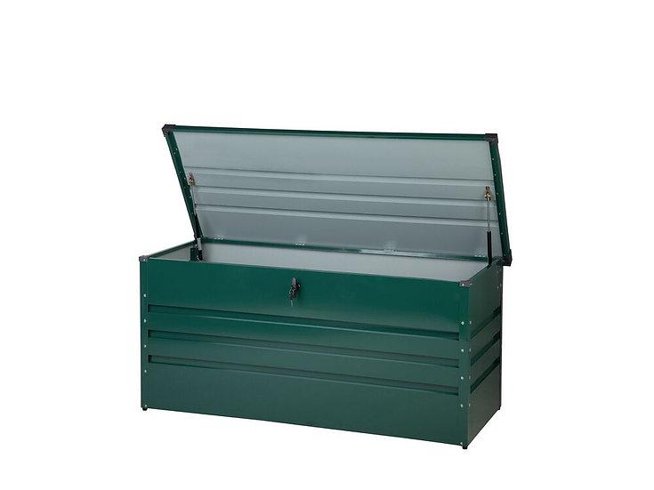 Auflagenbox Stahl 132 x 62 cm