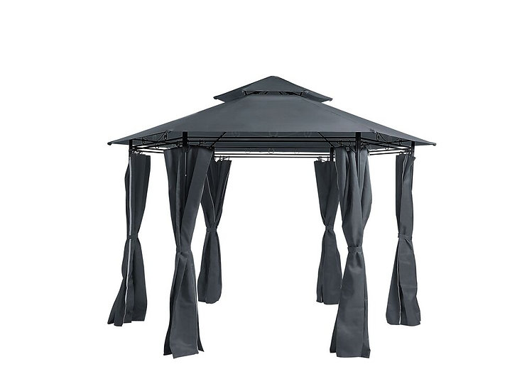 Pavillon Stahl ⌀ 350 cm