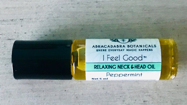 I Feel Good™ Relaxing Neck & Head Oil