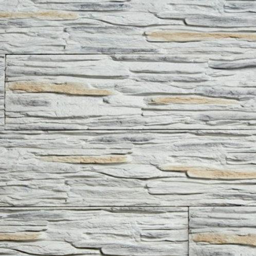 Mountain Slate thin stone panels (light grey) $6.99/sq.ft Box 10.01 sq.ft