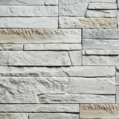 Sample Grey Lamellar Stone Slate