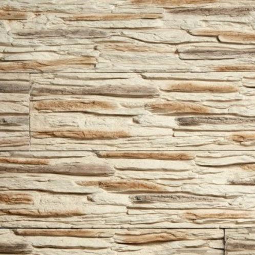 Mountain Slate thin stone panels (sandy) $6.99 per sq.ft. Box 10.01 sq.ft.