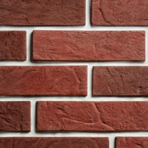 Sample Thin Red Classic Brick