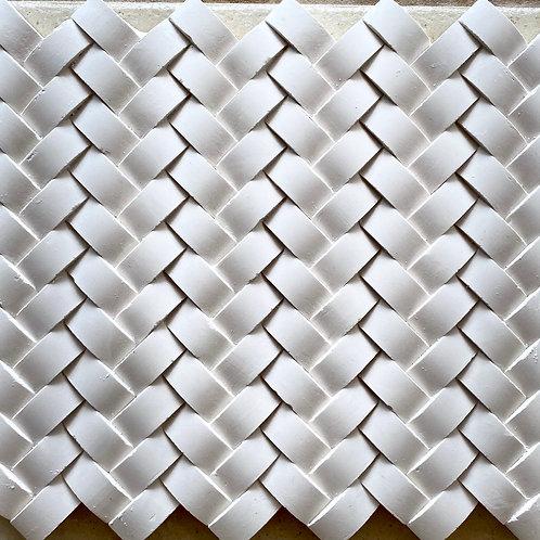 "Sample 3D Wall Decorative Panel ""Birch Bark"""
