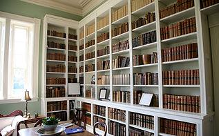 Bibliothèque pleine de documnts