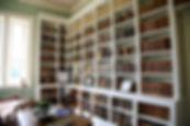 リビングルーム図書館