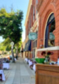 Koberl at Blue Streetside Dining July 20