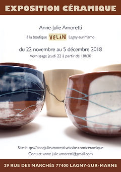 Affiche et flyer Anne-Julie velin 2018.j