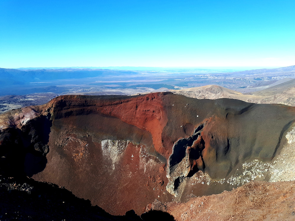 red-crater