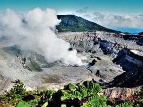 Le volcan Poas et ses environs - Costa Rica (18-20 janvier)