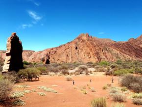 Le tour du monde de Léa et Zaja (en Bolivie)