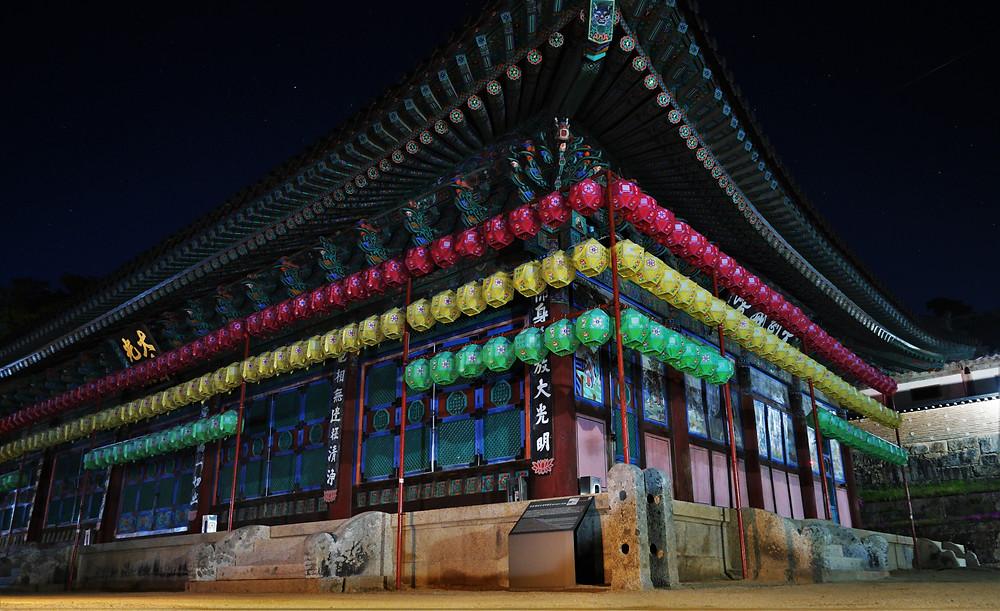 temple-haiensa-nuit