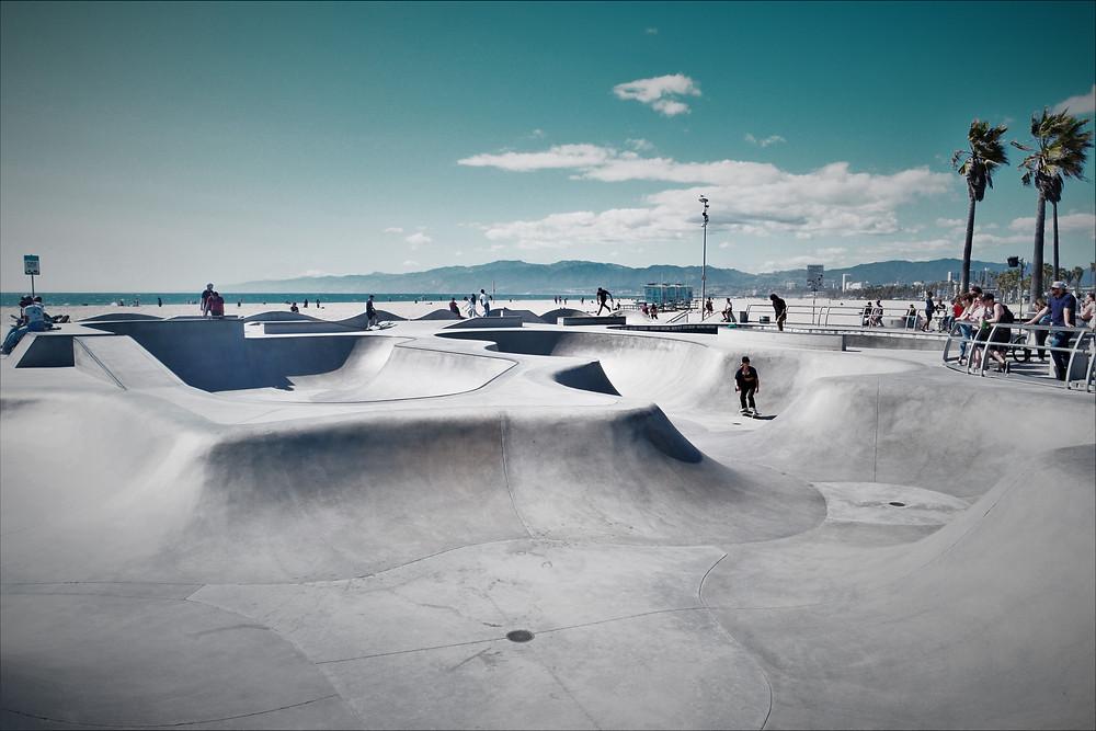 skate-park-venice-beach