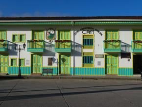 Salento – Colombie (9-11 décembre)