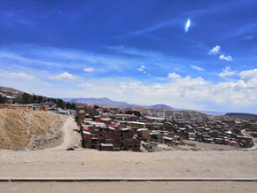 Potosi – Bolivie (1-3 octobre)