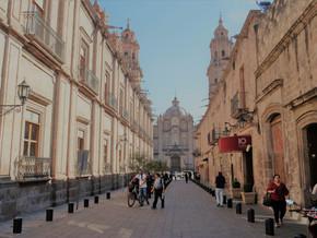 Circuit dans les villes coloniales : de Morelia à San Luis Potosi – Mexique (6-11 février)