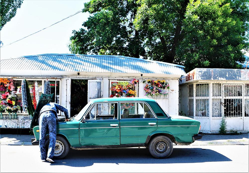 voiture-kirghizistan