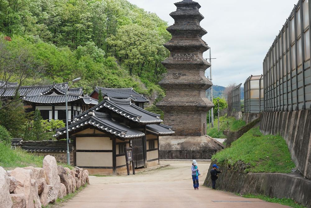 pagode-andong