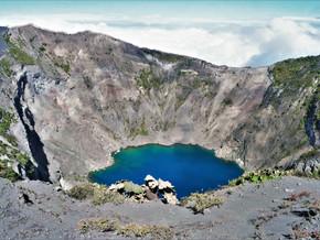 Turrialba et le volcan Irazu – Costa Rica (11-12 janvier)