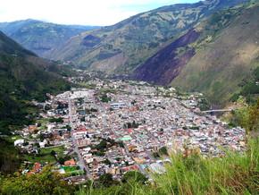 Baños - Equateur (21-24 novembre)