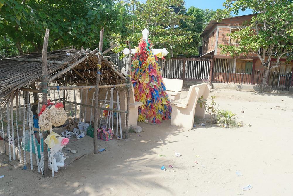 déchets-pollution-côte-caraïbe-colombienne