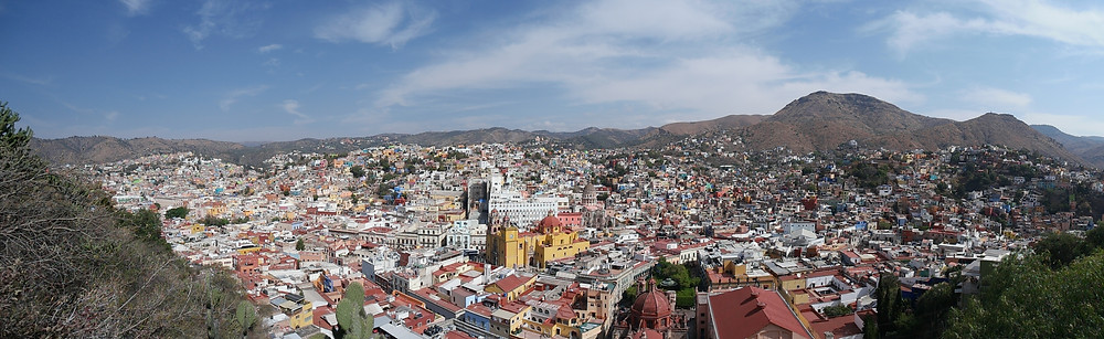 guanajuato-mexique