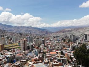 La Paz – Bolivie (13-18 octobre)