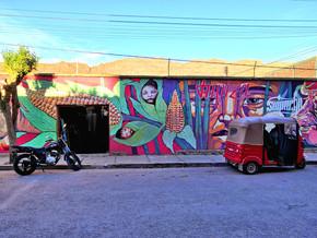 Tupiza – Bolivie (26-28 septembre)
